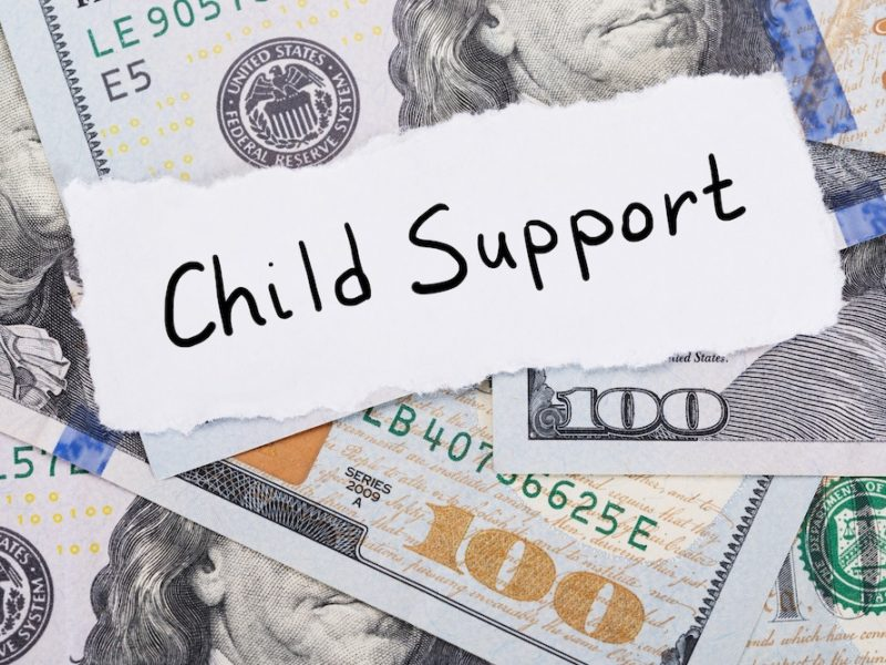 How Much Is Child Support In Texas